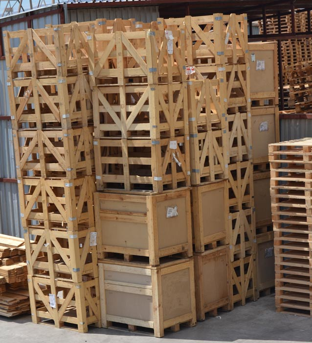 ahşap ihracat kasası izmir ahşap sandık üretimi